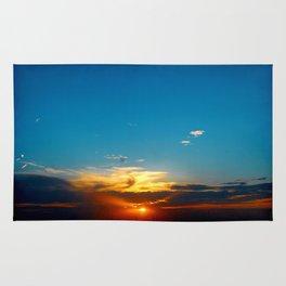 Sunset 071318 Abilene, Texas Rug