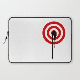 Bull's Eye Laptop Sleeve