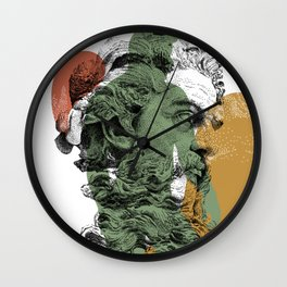 Neptune with NOODDOOD Wall Clock