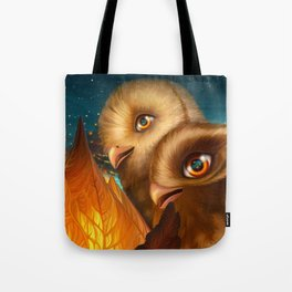 Magic for two Tote Bag