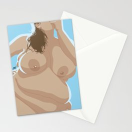 Untitled #76 Stationery Cards