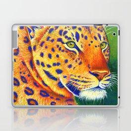 Colorful Leopard Big Cat Wild Cat Laptop & iPad Skin