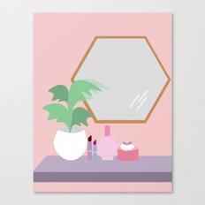 Barbi Girl Canvas Print