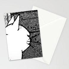 Asakusa Ricefields pixel Stationery Cards