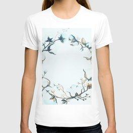 Cotton wreath 1 T-shirt