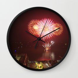 Canada Day. Wall Clock