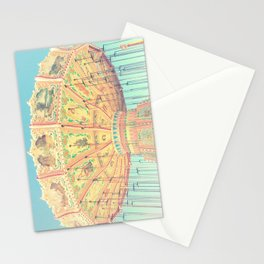 Swing Time Stationery Cards