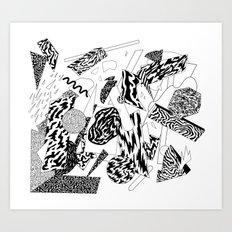 Levitate Art Print