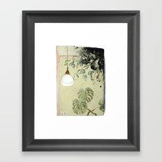 Indoor landscape I Framed Art Print