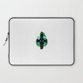Spacship Laptop Sleeve