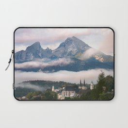 Wattsmann from Berchtesgaden Laptop Sleeve