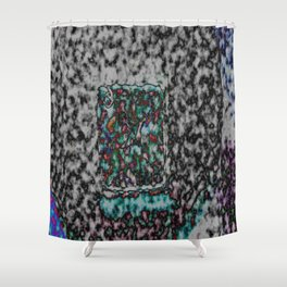 Colorful 05 Shower Curtain