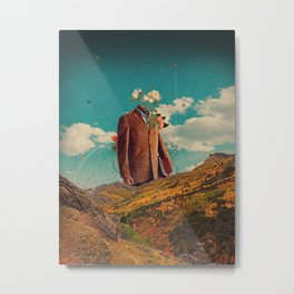 Sometimes I Think You'll Return Metal Print