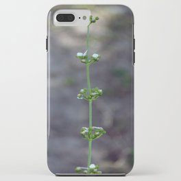 Flower grass iPhone Case