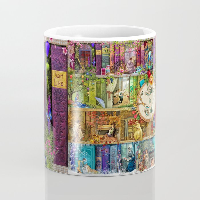 A Stitch In Time Coffee Mug
