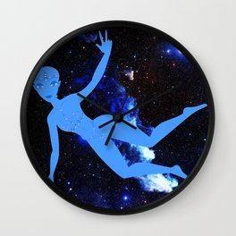 Peace E.T. Wall Clock