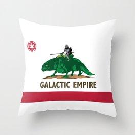 Dewback Republic Throw Pillow