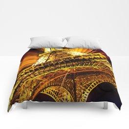 SUPERNOVA EIFFEL II Comforters