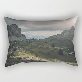 Schynige Platte Rectangular Pillow