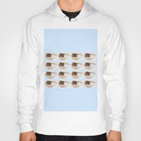 brand new Hoodies featuring Brand New Ice Tea by mofart photomontages