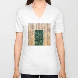 Greenwood. Fashion Textures Unisex V-Neck