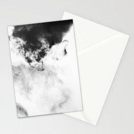 Stream of Consciousness Stationery Cards