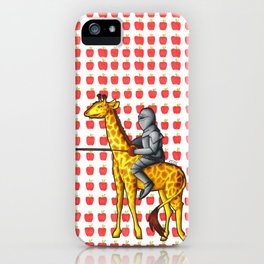 The Knight iPhone Case