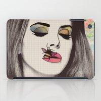 lana iPad Cases featuring LANA #2 by Vita♥G