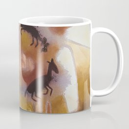 Merry little band of horses Coffee Mug