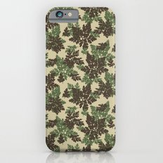Raccoon Lake - Green Slim Case iPhone 6s