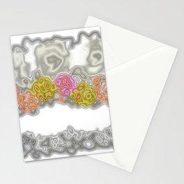 Topography Stripe 2 Stationery Cards