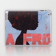 A FRO Laptop & iPad Skin