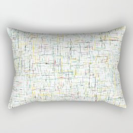 Ambient 77 In Color 1 Rectangular Pillow