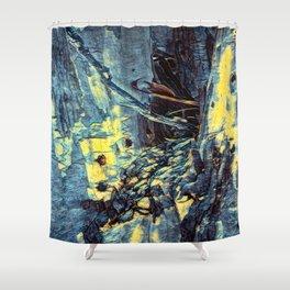 Tree Bark Abstract  # 12 Shower Curtain