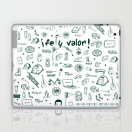 Camping Club Laptop & iPad Skin
