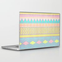 egyptian Laptop & iPad Skins featuring Egyptian II by Louise Machado