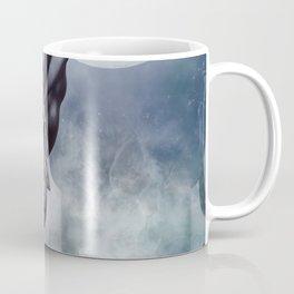 Black Spidey calling Black Cat Coffee Mug
