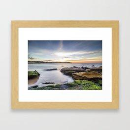 Bondi Sunrise Framed Art Print