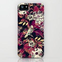 Space Garden II iPhone Case
