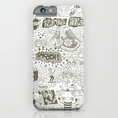 Love Stories Slim Case iPhone 6s