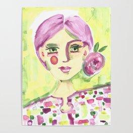 Lavender Lady Poster
