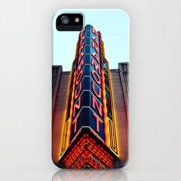 Paramount iPhone Case