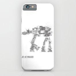 Star Wars Vehicle AT-AT Walker iPhone Case