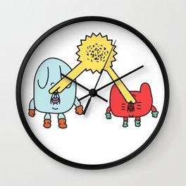 Beam Wall Clock