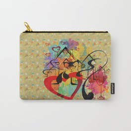 Liebe ist in der Luft - love is in the air Carry-All Pouch