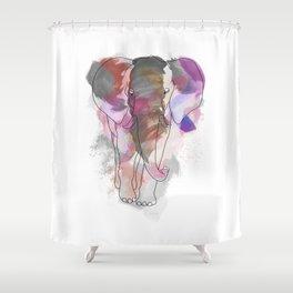 Paavana Shower Curtain