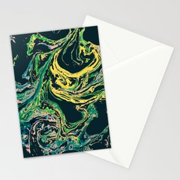 Swirling World V.1 Stationery Cards