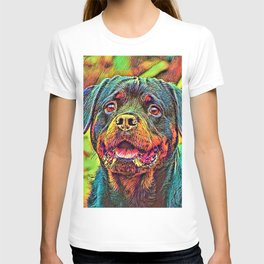AnimalColor_Dog_004_by_JAMColors T-shirt