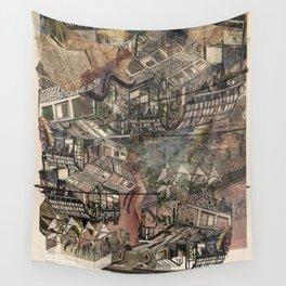 Supermist Wall Tapestry