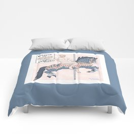 The Brass Ring 2 Comforters